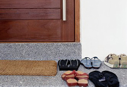 Take Shoes Off In House housing office | housing information | japanese customs to keep in