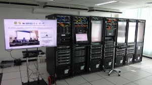 Integrated Water Circulation Information System on Climate Change Data Center in Kasetsart University