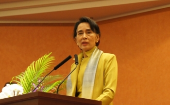 Lecture given by Daw Aung San Suu Kyi