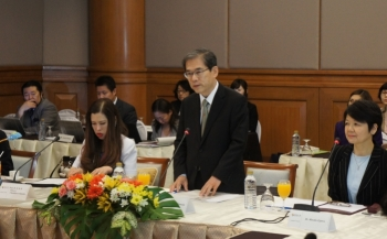 The Tenth President's Council Meeting held at Chulabhorn Research Institute in Bangkok, Thailand