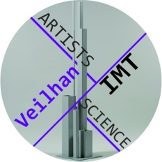 "Talk Event ""Artists × Science –Veilhan × Intermediatheque"""