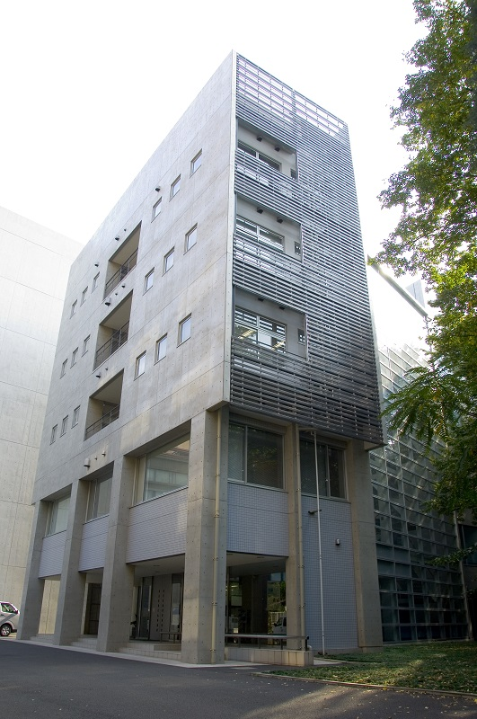 Fig. 1: The UCR Plaza, where the DUCR and other University of Tokyo industry-relations organizations reside.