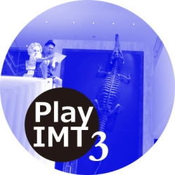 "Experimental Performance ""Play IMT (3) – On the Possibilities of Theatrical Creation Within the Intermediatheque"""