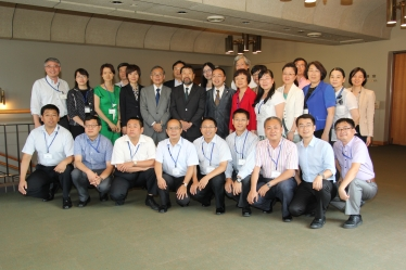 PKU Senior Administrators' Training Program at UTokyo