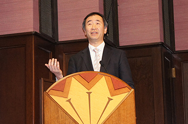 Commemorative Lecture Event Held for Nobel Prize Recipient Professor Kajita