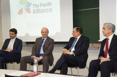 UTokyo Latin American Students Host Pacific Alliance Event