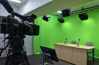 Media Studio, iiiUTokyo Opens