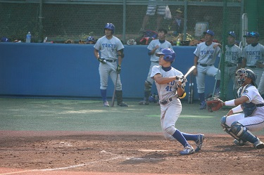 UTokyo's Baseball Team Wins at the Seven Universities Athletic Meet for the Third Consecutive Year!
