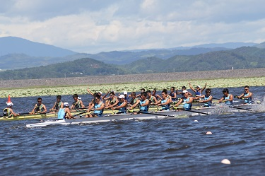 UTokyo Rowing Team Earns Medal for the First Time in 30 Years at the All-Japan Rowing Newcomers Championship