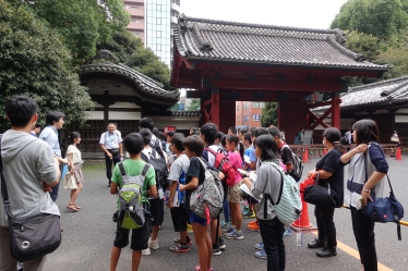 UTokyo Students Participate in Student Teacher Program in Nagano