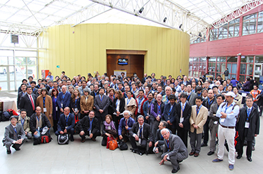 UTokyo Cohosts the Chile-Japan  Academic Forum 2016 at Patagonia