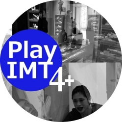 "Theatre Video Installation ""Play IMT (4+) – Playback"""