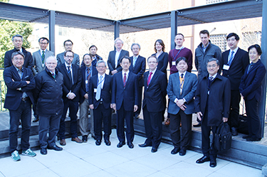The Second Cambridge-UTokyo Joint Symposium @ UTokyo