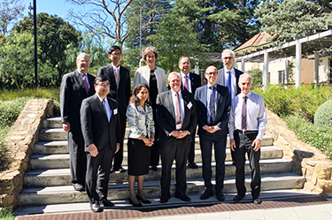 12th Annual IARU Presidents' Meeting