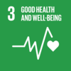SDG3 Ensure healthy lives and promote well-being for all at all ages