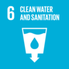 SDG6 Ensure availability and sustainable management of water and sanitation for all