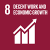 SDG8 Promote sustained, inclusive and sustainable economic growth, full and productive employment and decent work for all