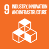 SDG9 Build resilient infrastructure, promote inclusive and sustainable industrialization and foster innovation