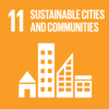 'SDG11 Make cities and human settlements inclusive, safe, resilient and sustainable