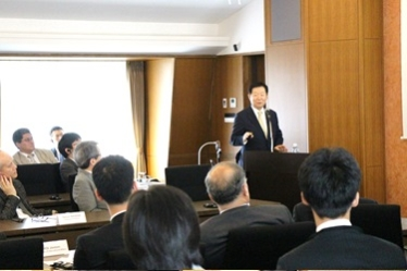 Lecture by President Sung