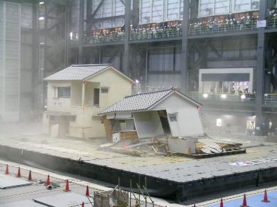 Tsunami proof house